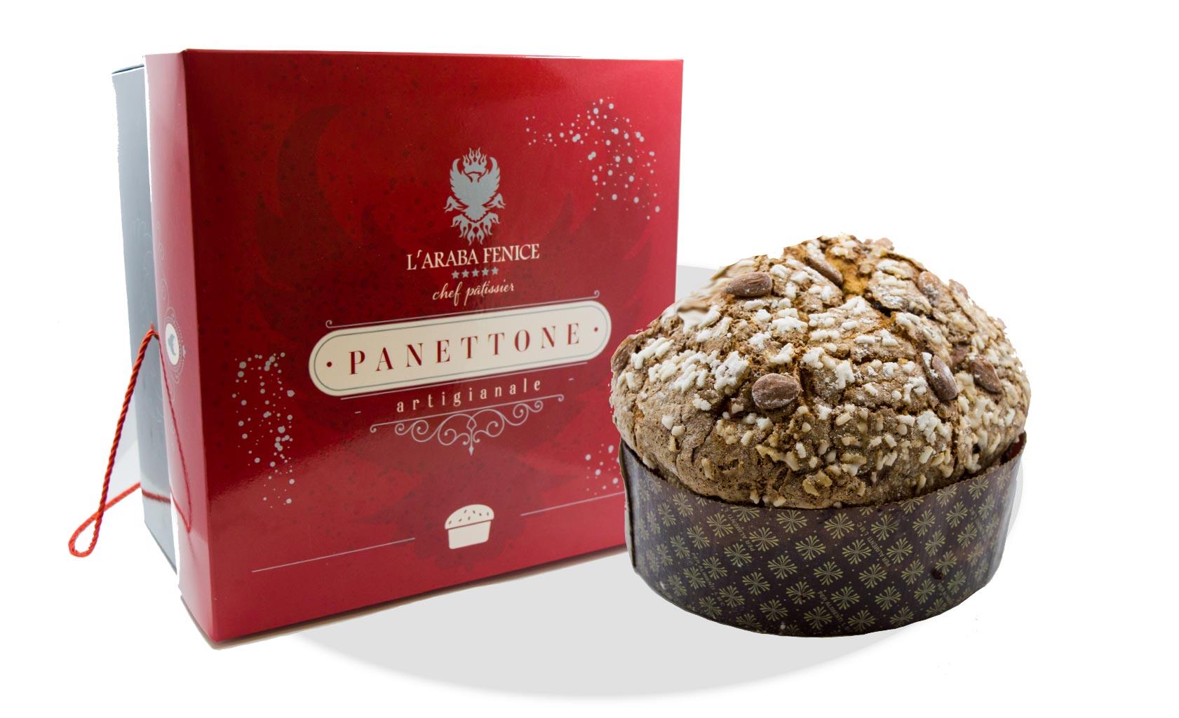 Panettone Ricotta, Pera e Cioccolata
